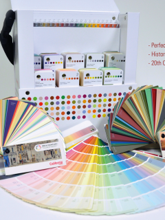 California Paints: Designer Selections, Color Challenge January 2011