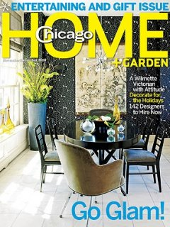 Chicago Home Magazine: The New Marshall Plan, Nov – Dec '08