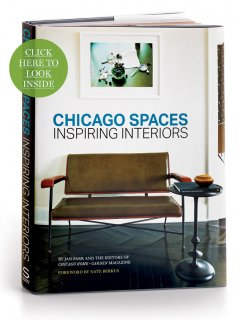 Chicago Spaces: Inspiring Interiors October 2011