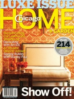 Chicago Home Magazine: Special Delivery, Sept – Oct '07