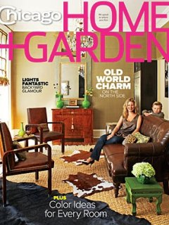 Chicago Home Magazine: Color Us Impressed, Sept-Oct '09